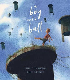 a boy and a ball